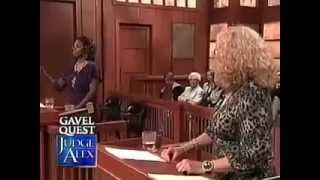getlinkyoutube.com-Judge Alex Episode Black Woman vs White Woman