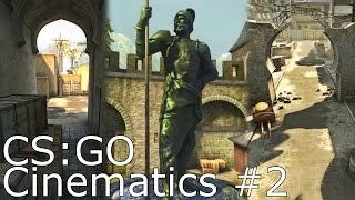 CS:GO CINEMATIC PACK #2 [30 Clips] [60FPS] [FREE DOWNLOAD]
