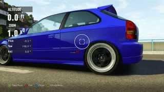 getlinkyoutube.com-Forza Horizon 2:(X360) Modded Cars Speed mods