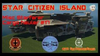 getlinkyoutube.com-Star Citizen Island - Improved Starfarer Cargo model