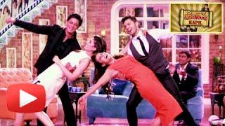 getlinkyoutube.com-Shahrukh Khan & Kajol Promote Dilwale On Comedy Nights With Kapil