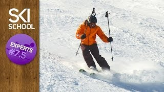 getlinkyoutube.com-Expert Ski Lessons #7.5 - Skiing Steeps