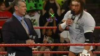 getlinkyoutube.com-Triple H Demands His Rematch Against Randy Orton