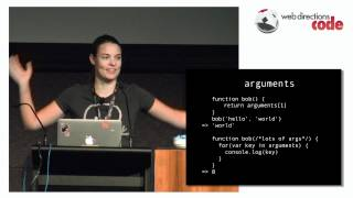 Truthiness, falsiness and other JavaScript gotchas - Anette Bergo
