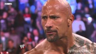getlinkyoutube.com-Finally The Rock Is Come back To Raw 2016....