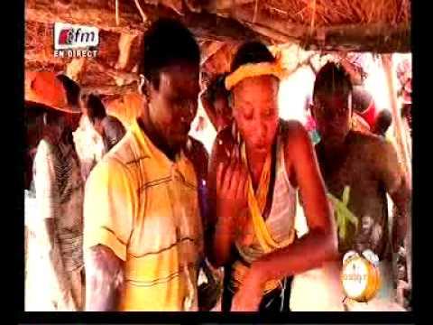 seneweb.com/ À la découverte d'un village sénégalais