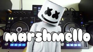Marshmello Mix (Pioneer XDJ RX) - Live Mix #mellogang