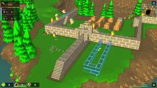 getlinkyoutube.com-Silver's Castle Story Hard Survival Let's Play Part 1