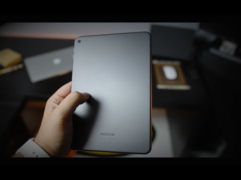 مراجعة جهاز Nokia N1