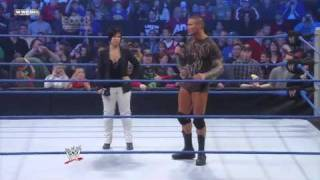 getlinkyoutube.com-Randy Orton Interupts Vickie Guerrero And Hits An RKO