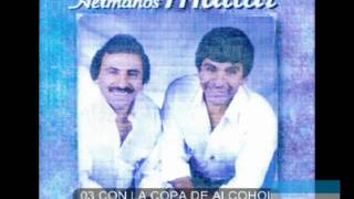 20 Super exitos originales los Hermanos Mattar- CD COMPLETO