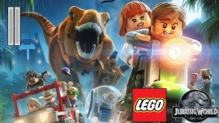 getlinkyoutube.com-Zagrajmy w: LEGO Jurassic World #1 - Prolog