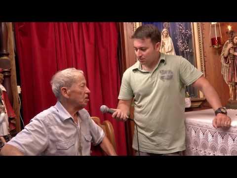 Entrevista na casa do Profeta Pedro II
