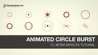getlinkyoutube.com-After Effects Tutorial: Animated Circle Burst