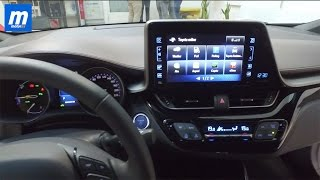 getlinkyoutube.com-Interior Toyota C-HR 2017
