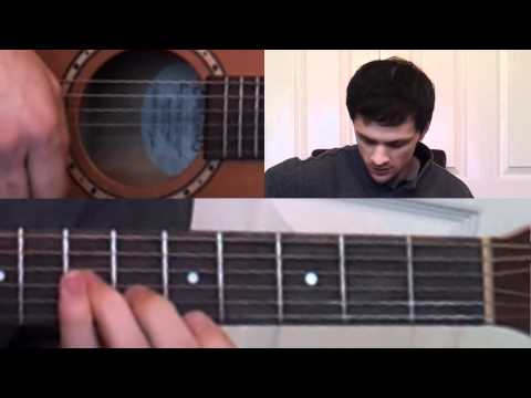 How To Play Pirates Of The Caribbean Like Sungha Jung (guitar lesson / tutorial) Part 7