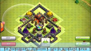 getlinkyoutube.com-Clash of Clans: TH9 Southern Teaser Anti-Hog Base Speed Build