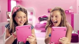 getlinkyoutube.com-Barbie My B book Pad Tablet Ipad Conecta Tu Mp3 Intek   399  failed conv 1