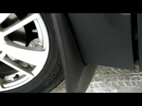 Брызговики передние Novline для Renault Kaptur