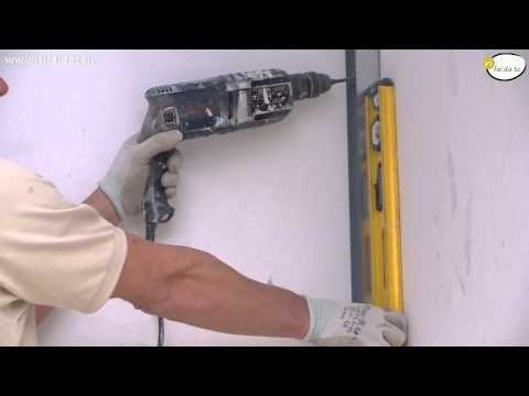 Come fare una parete in cartongesso tutto per casa - Vi si confezionano tappeti da appendere al muro ...