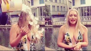 getlinkyoutube.com-Brandy Brewer - Ice Bucket Challenge ALS, (Video) HD