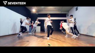 getlinkyoutube.com-[Dance Practice] SEVENTEEN(세븐틴) - '아낀다(Adore U) - 'Fixed Cam' Ver.