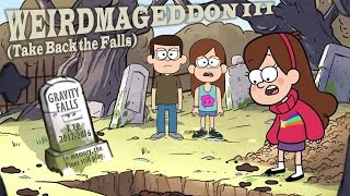 ''Weirdmageddon'' (part 3): Gravity Falls Episode Review