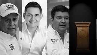 Candidatos de MORENA y PRI listos para el debate, el del PAN pedirá permiso