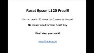 getlinkyoutube.com-Resetter Epson L120 Free - You can do it Youself now!