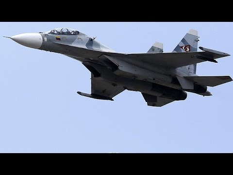 La OTAN intercepta 15 aviones rusos en cielo europeo