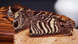 getlinkyoutube.com-Zebra Cake Recipe