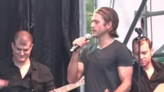 getlinkyoutube.com-Aaron Tveit - As Long As You're Mine (ft. Laura Osnes) (Wicked) (Live @ Elsie Fest 2015)