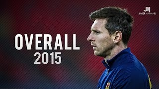 getlinkyoutube.com-Lionel Messi ● Overall 2015 ● HD