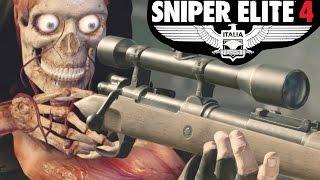 getlinkyoutube.com-Sniper Elite 4 Gameplay at E3 2016
