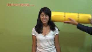 Karen Platica Polinesia | Bloopers del promo The Polynesians Twitcam