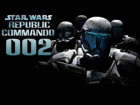 Let's Play Star Wars Republic Commando #002 Die Jagd auf den Geonosianer Sun Fac [Deutsch]
