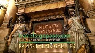 getlinkyoutube.com-Palais Garnier - live tour of the Grand Paris Opera House
