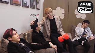 [Eng Sub/ Tr sub] Got7 I love you game width=