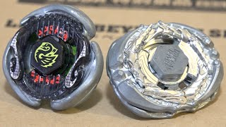 getlinkyoutube.com-BATTLE: Screw Lyra E230SB VS Flash Unicorno 90LRF - CUSTOM BATTLE - Beyblade Metal Fight