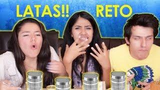 getlinkyoutube.com-Tin Can challenge | Reto de las latas
