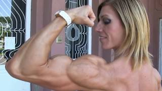 FBB  Sexy muscle women .Female Bodybuilding and Fitness Женщины качки