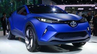 getlinkyoutube.com-Toyota CH-R (concept car)