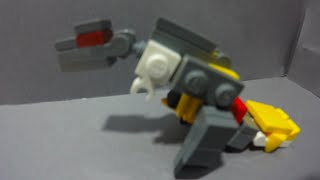 getlinkyoutube.com-Lego TransFormers #18: GrimLock