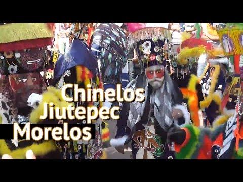 Brinco del Chinelo - Carnaval Jiutepec 2014 Morelos - Versión Extendida [Full HD]