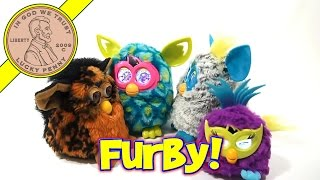 getlinkyoutube.com-Furby Boom Peacock, 2013 Hasbro Toys - A New Generation Is Hatching!
