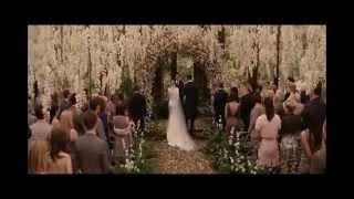 getlinkyoutube.com-( Edward and Bella's wedding ) Twilight أغنية طلى بالأبيض - ماجده الرومى