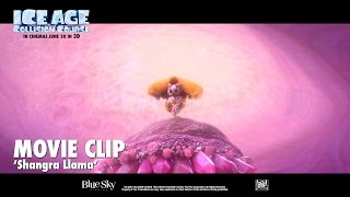 Ice Age: Collision Course ['Shangra LIama' Movie Clip in HD (1080p)] width=