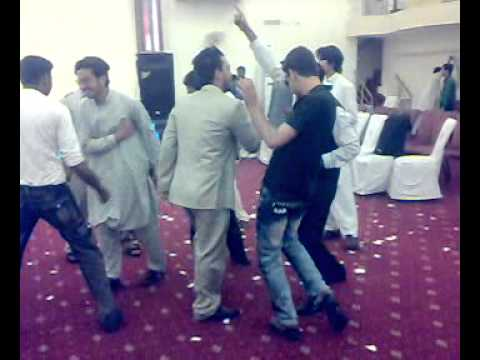 Khyber  college farewell party 2012 at Marcopolo By Zahid Ullah Khan Mohmanad
