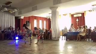getlinkyoutube.com-Vika+Nadiia - Hop street shaabi