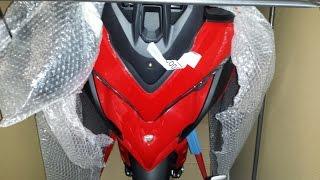 """getlinkyoutube.com-2015 Ducati Multistrada VS 2015 Kawasaki Z1000SX  the """"OMG"""" review"""